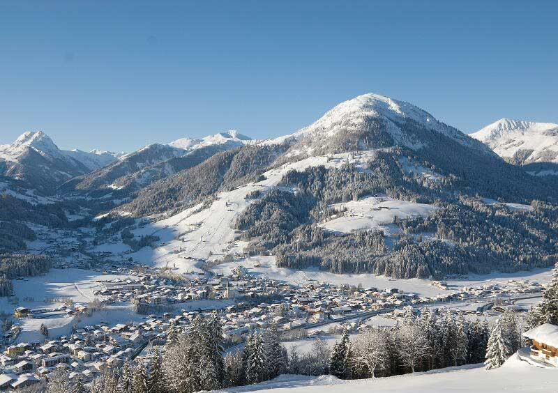 Innsbruck-Airport-to-Kirchberg